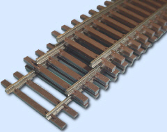 """Midwest Train Track Cork Roadbed 3/' length X 1.75/"""" wide case of 25 pieces Ho"""